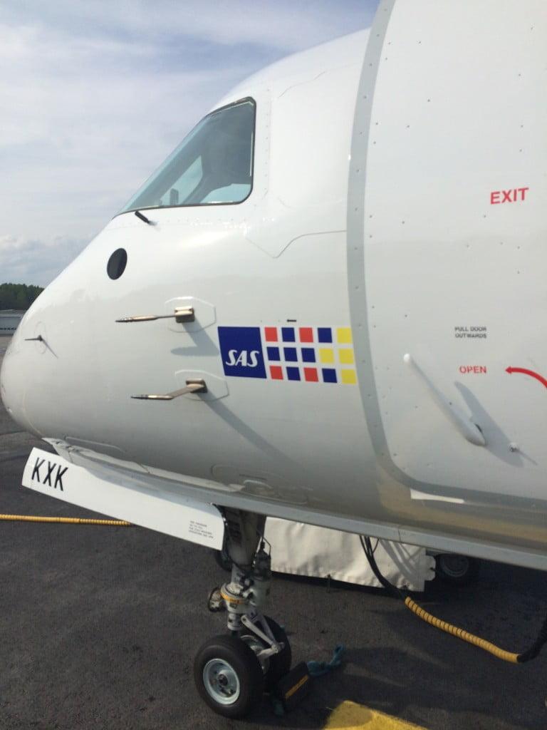 saab-2000-sas-Vasa-flygplats