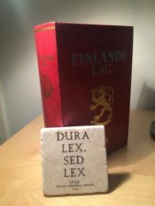 finlands-lag-dura-lex-sed-lex